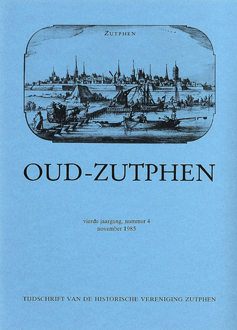 Zutphen (vanaf 1982) 1985-11-15