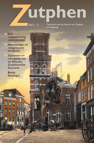 Zutphen (vanaf 1982) 2017-08-15