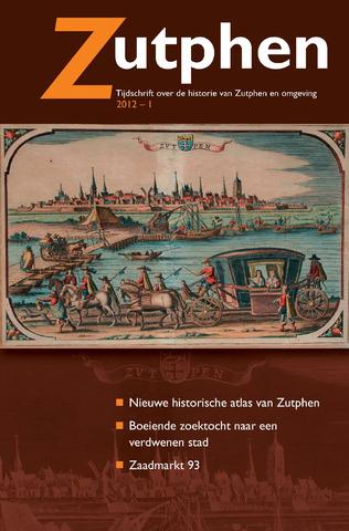 Zutphen (vanaf 1982) 2012