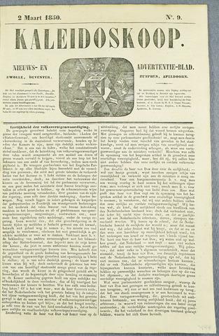 De Kaleidoskoop (1846-1851) 1850-03-02