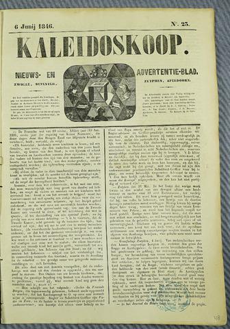 De Kaleidoskoop (1846-1851) 1846-06-06