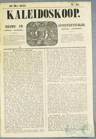 De Kaleidoskoop (1846-1851) 1849-05-26