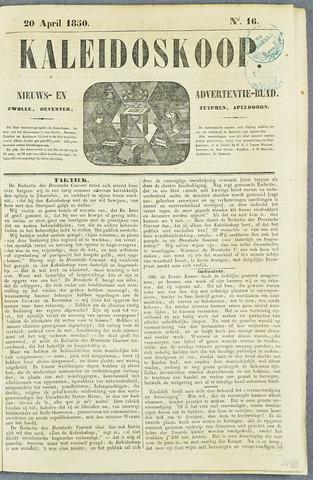 De Kaleidoskoop (1846-1851) 1850-04-20