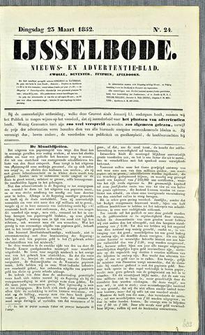 De IJsselbode (1852) 1852-03-23