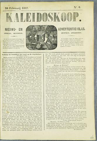 De Kaleidoskoop (1846-1851) 1847-02-20