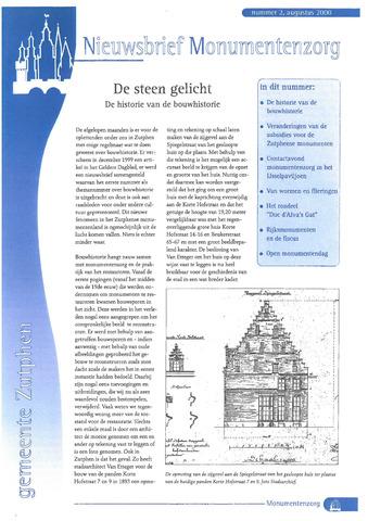Zutphen MoNUmentaal 2000-08-01
