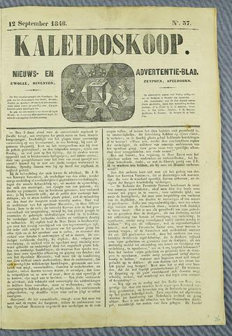 De Kaleidoskoop (1846-1851) 1846-09-12