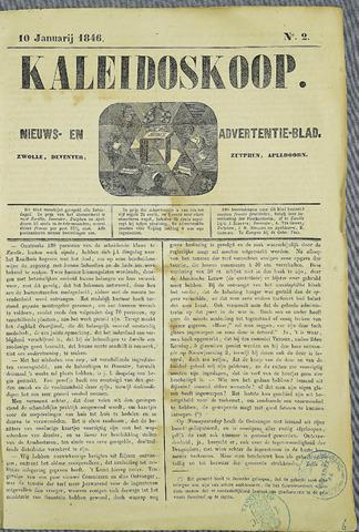 De Kaleidoskoop (1846-1851) 1846-01-10