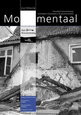 Zutphen MoNUmentaal (2000-2012) 2008-09-01