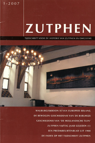 Zutphen (vanaf 1982) 2007