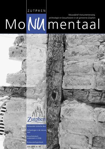 Zutphen MoNUmentaal 2009