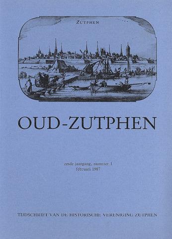 Zutphen (vanaf 1982) 1987