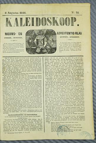 De Kaleidoskoop (1846-1851) 1846-08-08