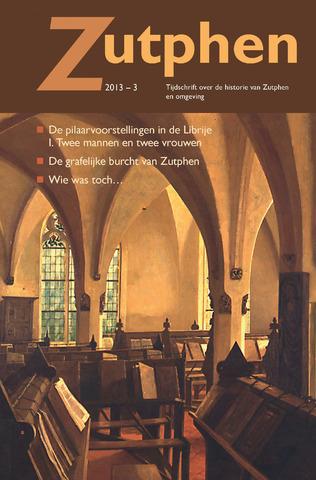 Zutphen (vanaf 1982) 2013-08-15
