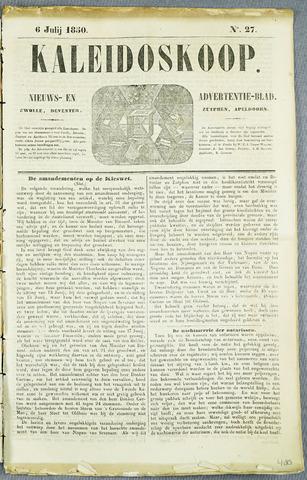 De Kaleidoskoop (1846-1851) 1850-07-06