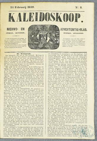 De Kaleidoskoop (1846-1851) 1849-02-24
