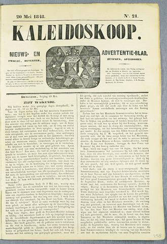 De Kaleidoskoop (1846-1851) 1848-05-20