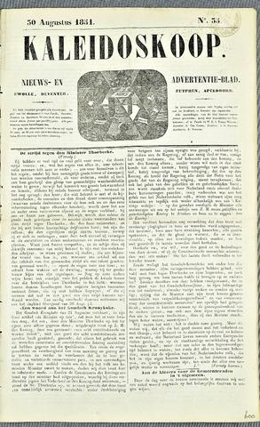 De Kaleidoskoop 1851-08-30