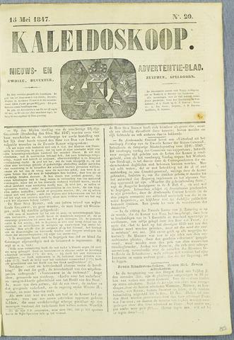 De Kaleidoskoop (1846-1851) 1847-05-15