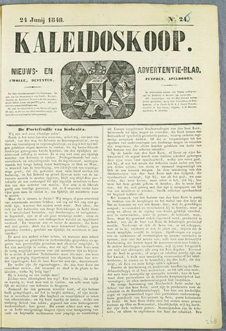 De Kaleidoskoop (1846-1851) 1848-06-24
