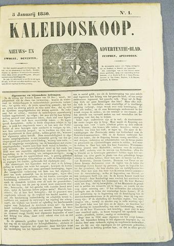 De Kaleidoskoop (1846-1851) 1850-01-05