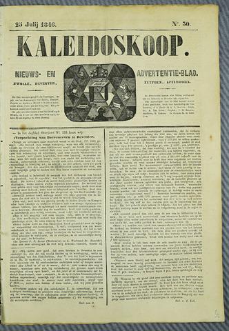 De Kaleidoskoop (1846-1851) 1846-07-25