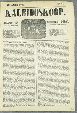 De Kaleidoskoop (1846-1851) 1848-10-28