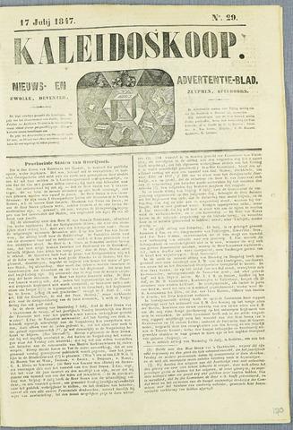 De Kaleidoskoop (1846-1851) 1847-07-17