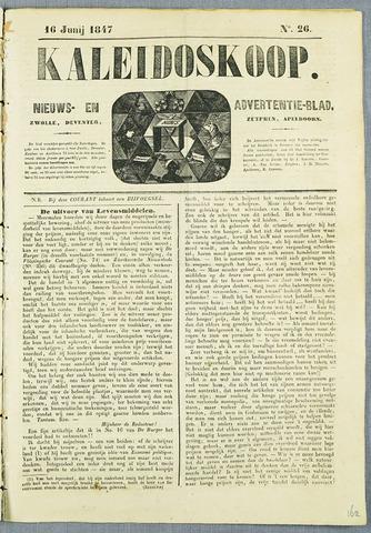 De Kaleidoskoop (1846-1851) 1847-06-16