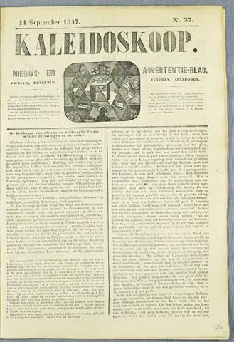De Kaleidoskoop (1846-1851) 1847-09-11