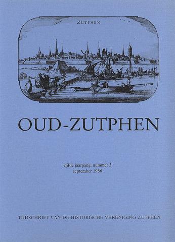 Zutphen (vanaf 1982) 1986-09-15