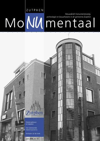 Zutphen MoNUmentaal 2006