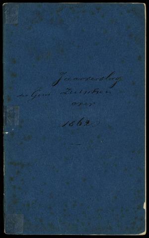 Jaarverslagen gemeente Zutphen (1851-1945) 1862-12-31