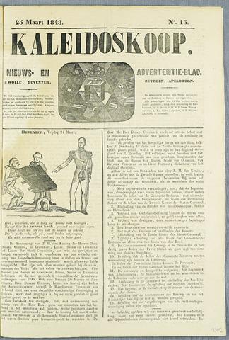 De Kaleidoskoop (1846-1851) 1848-03-25