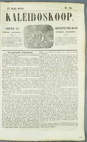 De Kaleidoskoop (1846-1851) 1850-07-27