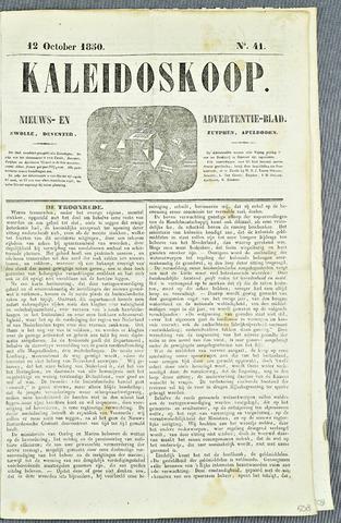 De Kaleidoskoop (1846-1851) 1850-10-12