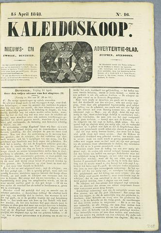 De Kaleidoskoop (1846-1851) 1848-04-15