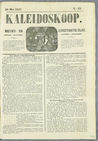 De Kaleidoskoop (1846-1851) 1847-05-29