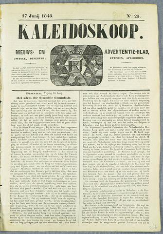 De Kaleidoskoop (1846-1851) 1848-06-17