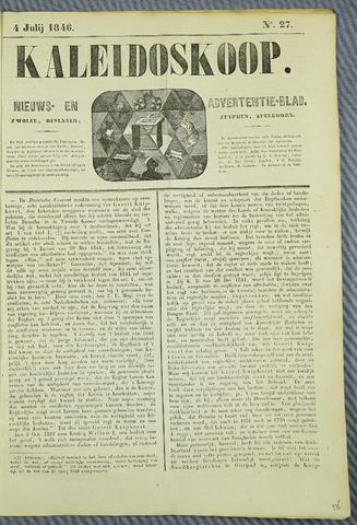 De Kaleidoskoop (1846-1851) 1846-07-04