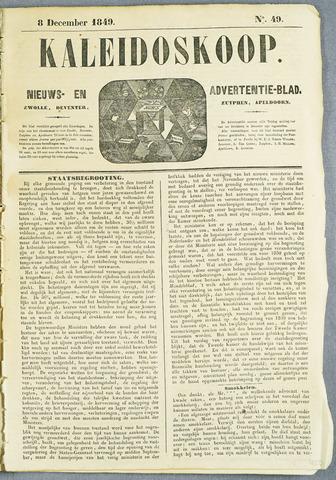 De Kaleidoskoop (1846-1851) 1849-12-08
