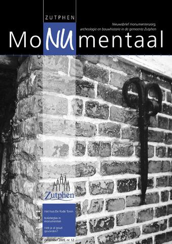 Zutphen MoNUmentaal 2005-12-01