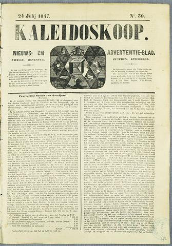 De Kaleidoskoop (1846-1851) 1847-07-24
