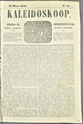 De Kaleidoskoop (1846-1851) 1850-03-30
