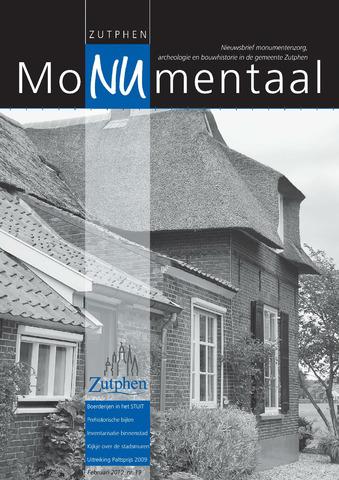 Zutphen MoNUmentaal 2010-02-01