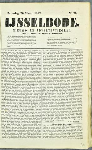 De IJsselbode (1852) 1852-03-20