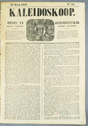 De Kaleidoskoop (1846-1851) 1849-06-16