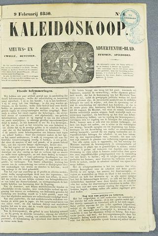 De Kaleidoskoop (1846-1851) 1850-02-09
