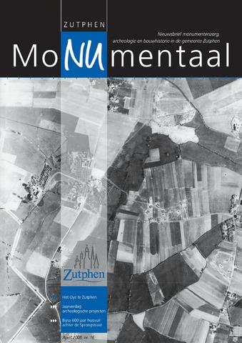 Zutphen MoNUmentaal 2008
