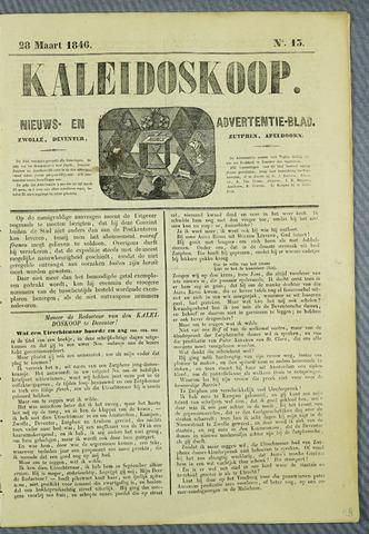 De Kaleidoskoop (1846-1851) 1846-03-28